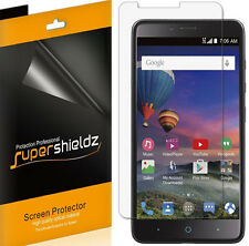 6X Supershieldz Anti Glare (Matte) Screen Protector For ZTE ZMAX PRO