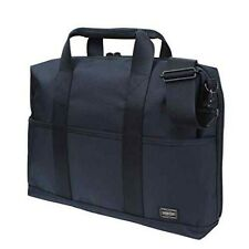 New Yoshida 620-07572 PORTER Stage 2WAY BRIEFCASE (L) Business Bag Navy From JP