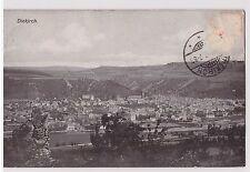 CPA LUXEMBOURG - DIEKIRCH - VUE GENERALE 1907