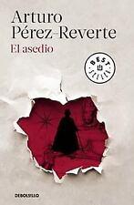 EL ASEDIO by Arturo Perez-reverte (2015, Paperback)