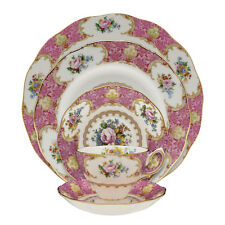 Royal Albert Lady Carlyle 20Pc Set, Service for 4