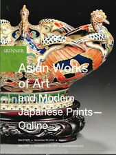 FOUR POST AUCTION CATALOGS ///  China Japan Asian $95 Value Large