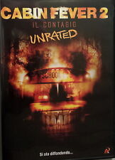 CABIN FEVER 2 IL CONTAGIO UNRATED - West DVD Strong Segan Wasser