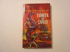 Tower of Zanid, L Sprague deCamp, Airmont Paperback, 1963