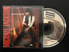 Michael Jackson Leave Me Alone Cd Single U.K. ����