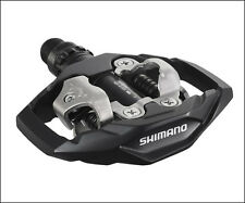 Shimano SLX PD-M530 Trail SPD Dual Sided Pedals Black w SM-SH51 Cleats