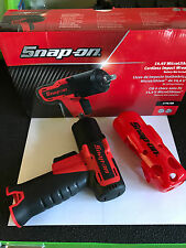 SNAP ON CORDLESS CT761A 2016 3/8 New WITH BOOT POWER TOOLS TOOL ONLY
