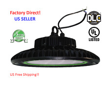 UFO 150W High bay 5000k 20000LM IP65 UL DLC, Dimmable.