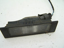 Scenic RX4 (2000-2003) Number plate light 7700436896