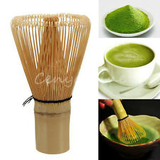 100 Pondate Natural White Bamboo Chasen Whisk Matcha Powder Green Tea Ceremony