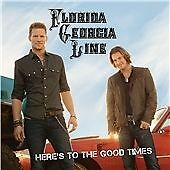 Florida Georgia Line - Here's to the Good Times - VGC 11 track USA release CD