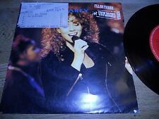"""MARIAH CAREY """"I´LL BE THERE"""" MTV UNPLUGGED 1992 COLUMBIA RECORDS DUTCH 7"""" LIVE**"""
