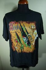 VTG 90s 1991 HOOK Treasure Map Promo Movie Shirt XL Robin Williams Tri-Star