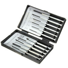 11 pc Precision Small Screwdriver Set Jewellers Watchmakers Glasses T058