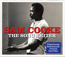 SAM COOKE -  THE SONGWRITER (NEW SEALED 2CD)