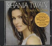Shania Twain - Come on Over con sticker Cd Perfetto