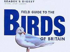 Field Guide to the Birds of Britain (Nature Lovers Library),ACCEPTABLE Book