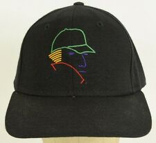 THE HAT CLUB vintage Green Yellow Red Purple Black embroidered Baseball Cap Hat