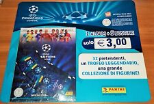 Album figurine Champions League 2013 2014 BLISTERATO Blister + 5 bustine packets