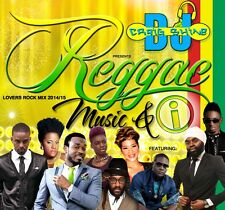REGGAE MUSIC & I REGGAE LOVERS ROCK 2014/15 MIX CD