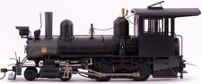 Bachmann On30 Scale Train 4-4-0 DCC Equipped Black with Steel Cab 28321