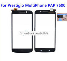 New For Prestigio PAP7600 DUO PAP 7600 Touch Screen Glass Capacitive black color