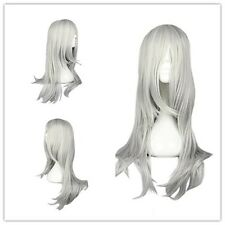 "Cosplay Wig Party Wig Synthetic 65cm/25.6"" for Final Fantasy-Sephiroth Silver"
