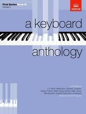 A Keyboard Anthology, First Series, Book 3, Piano Solo, e... AB1755