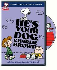 He's Your Dog, Charlie Brown [Deluxe Edition] DVD Region 1