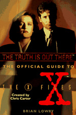 X-Files - Official Guide #1 - The Truth Is Out There - Softcover 1995