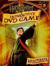 Harry Potter Interactive DVD Game: Hogwarts Challenge DVD , NEW ! 14 GAMES