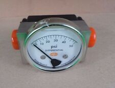 Oragne Research 1203 PGS Differential Pressure Gauge
