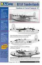 RCAF Sunderlands of 422/423 Sqns – Aviaeology Docs Only