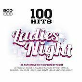 Various Artists - 100 Hits -Ladies Night (5xCD)