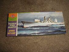 Table Top Navy Japanese Battleship BY PYRO PLASTICS I.M.S. Yamato