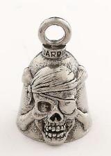 Pirate Skull Guardian® Bell Motorcycle Harley Luck Gremlin Ride