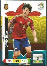 PANINI EURO 2012-ADRENALYN XL-ESPANA-SPAIN-DAVID SILVA