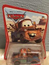 Disney Pixar Cars Mater Die Cast Desert 12 Back