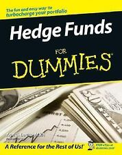 2 books: HEDGE FUNDS FOR DUMMIES - ANN C. LOGUE + Business Week's Mutual Funds..