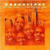 The Manhattans - That's How Much I Love You (2015)   LAST COPY