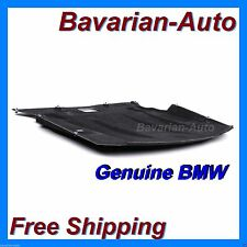 BMW E60 525i M54 N52 Center Front Undercar Engine Cover