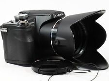 Panasonic Lumix DMC-FZ18 8.1mp Digital Camera. Leica Lens. Case, Card, Charger