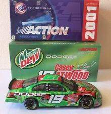 Casey Atwood 2001 Diecast Intrepid R/T # 19 Dodge / Mountain Dew Action 1:24
