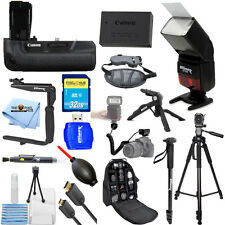 Deluxe ALL YOU NEED Accessory Bundle for T6i / T6s - 750D / 760D BRAND NEW!!