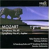Symphony No. 40 (Tbilisi Cham Orch, Kakhidze),Artist - Wolfgang Amadeus Mozart,