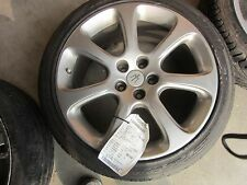 Maserati 4200 Rear Wheel/ Rim And Tire 18 Inch Small Crack Part# 192150