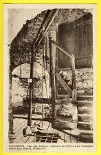 cpa 68 - RIQUEWIHR TOUR des VOLEURS CHAMBRE de TORTURE L'ESTRAPADE Thieves tower