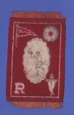 1910 Murad tobacco felt B33 RUTGERS UNIVERSITY - Basketball