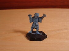 Doctor Dr Who Sea Devil Both Arms Raised, Metal Miniature, Painted Citadel RPG