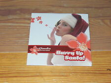 MISS CLAUDIA & PORNORAMA - HURRY UP SANTA / 2 TRACK MAXI-CD 2005 (CARDSLEAVE)